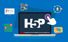 Creación de actividades interactivas con H5P
